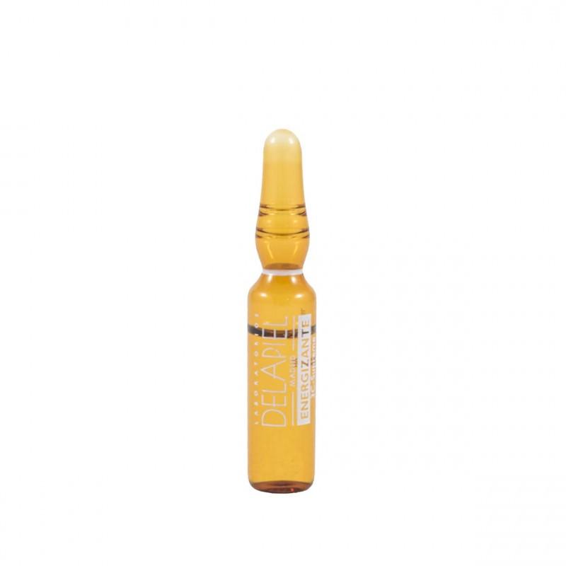 Delapiel energizante vit c 15 ampollas - Farmacia Olmos