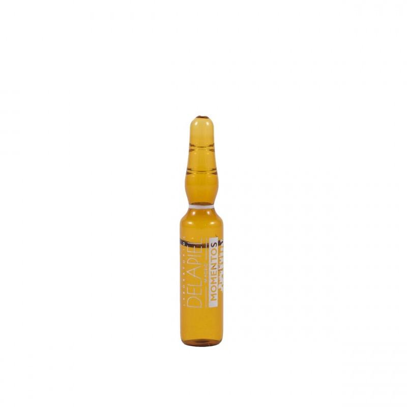 Delapiel Momentos flash 15 ampollas- Farmacia Olmos
