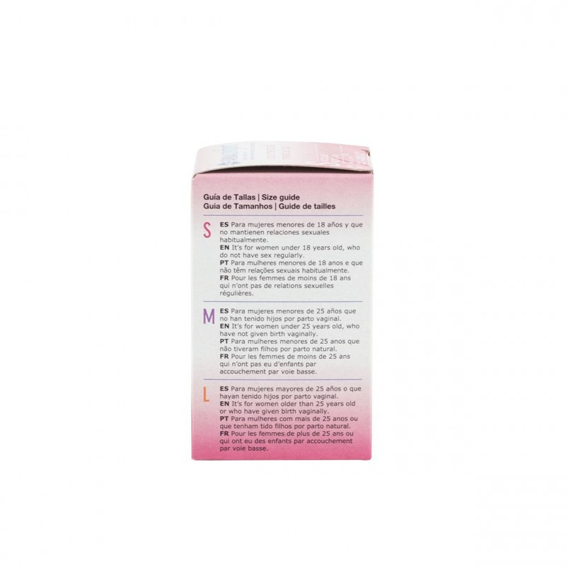 Farmaconfort copa menstrual  Talla-S - Farmacia Olmos