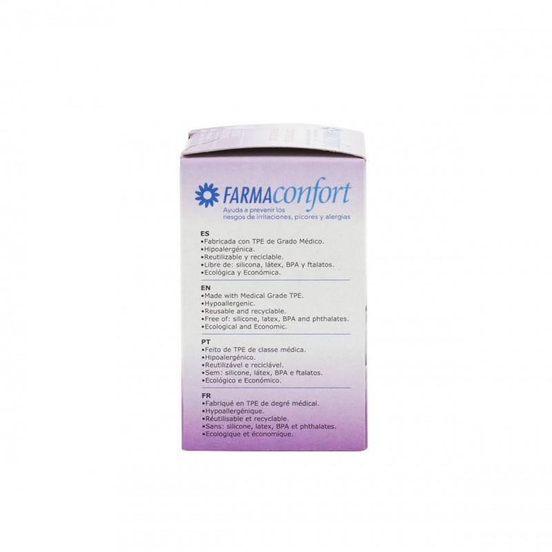 Farmaconfort copa menstrual  Talla-M - Farmacia Olmos