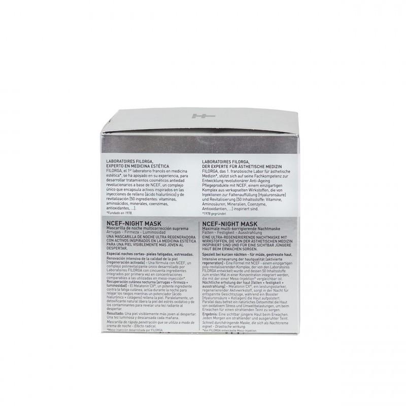 Filorga nctf- night mask 50 ml - Farmacia Olmos