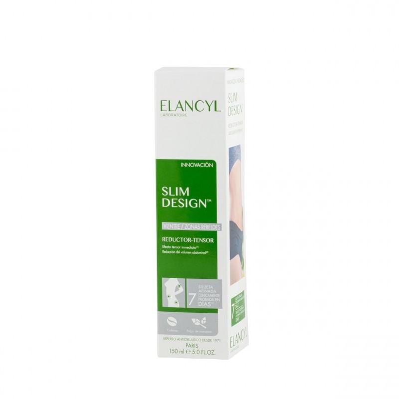 Elancyl slim design vientre / zonas rebeldes reductor tensor 150 ml - Farmacia Olmos