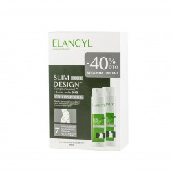 Elancyl slim desing noche pack celulitis rebelde 200ml 2 un - Farmacia Olmos
