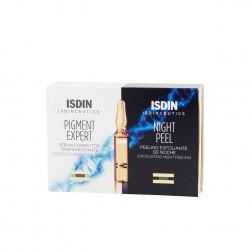 Isdinceutics pigment expert + night peel  10 + 10 ampollas - Farmacia Olmos