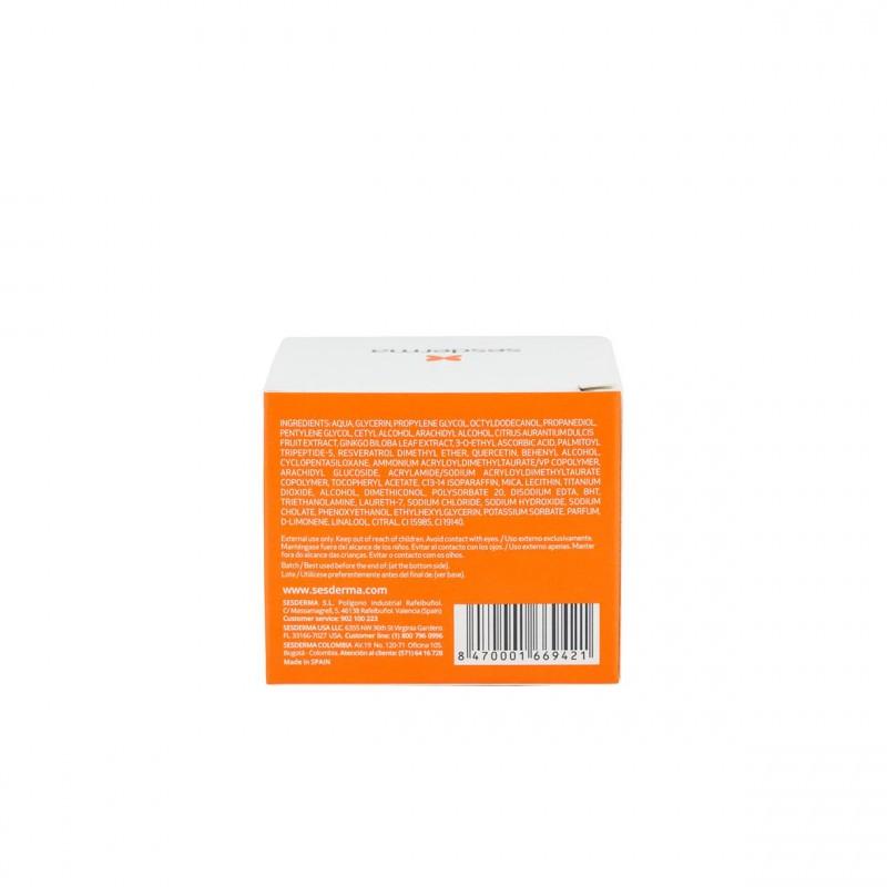 Sesderma c-vit crema facial hidratante 50 ml - Farmacia Olmos
