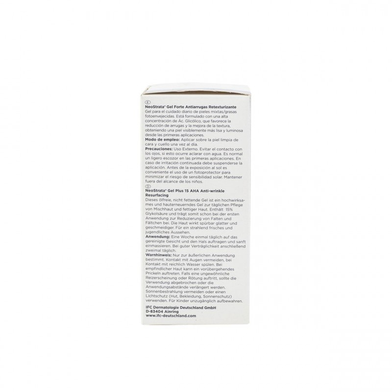 Neostrata Resurface Gel Forte  100 ml - Farmacia Olmos
