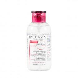Bioderma Sensibio H2O Solucion Micelar  500 ml bomba dosificadora. Farmacia Olmos