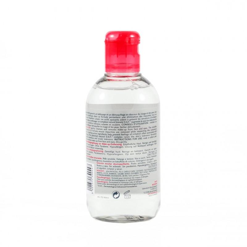 Bioderma Sensibio H2O locion micelar 250 ml