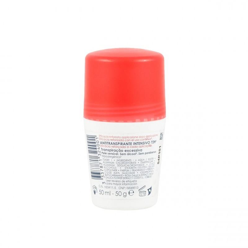 Vichy stress resist tto intensivo  antitranspirante 72 h roll-on 50 ml - Farmacia Olmos