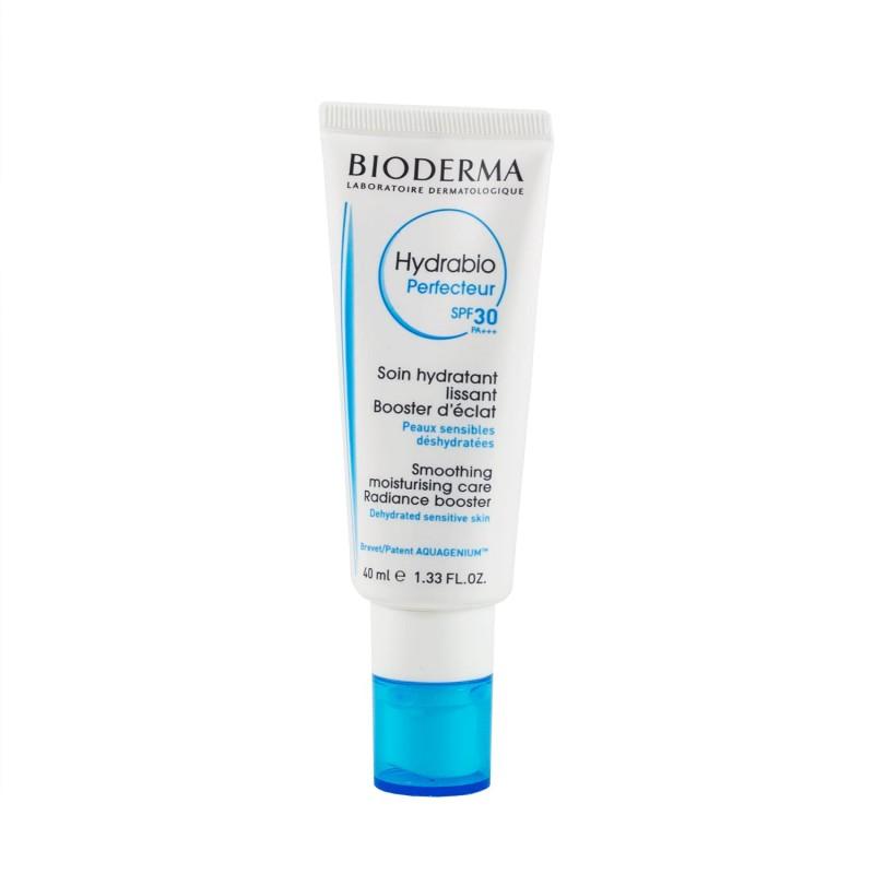 Bioderma hydrabio perfeccionador spf 30  40 ml-Farmacia Olmos