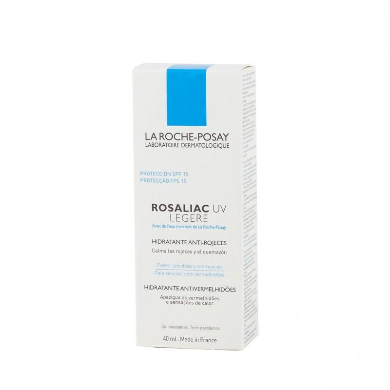 La Roche Posay Rosaliac ligera hidratante antirrojeces 40 ml - Farmacia Olmos