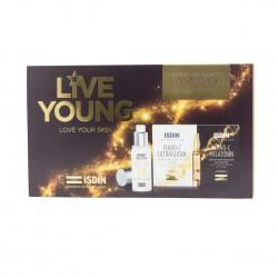 Isdin rutina antioxidante pack fotoultra age repair + flavo c ampollas - Farmacia Olmos