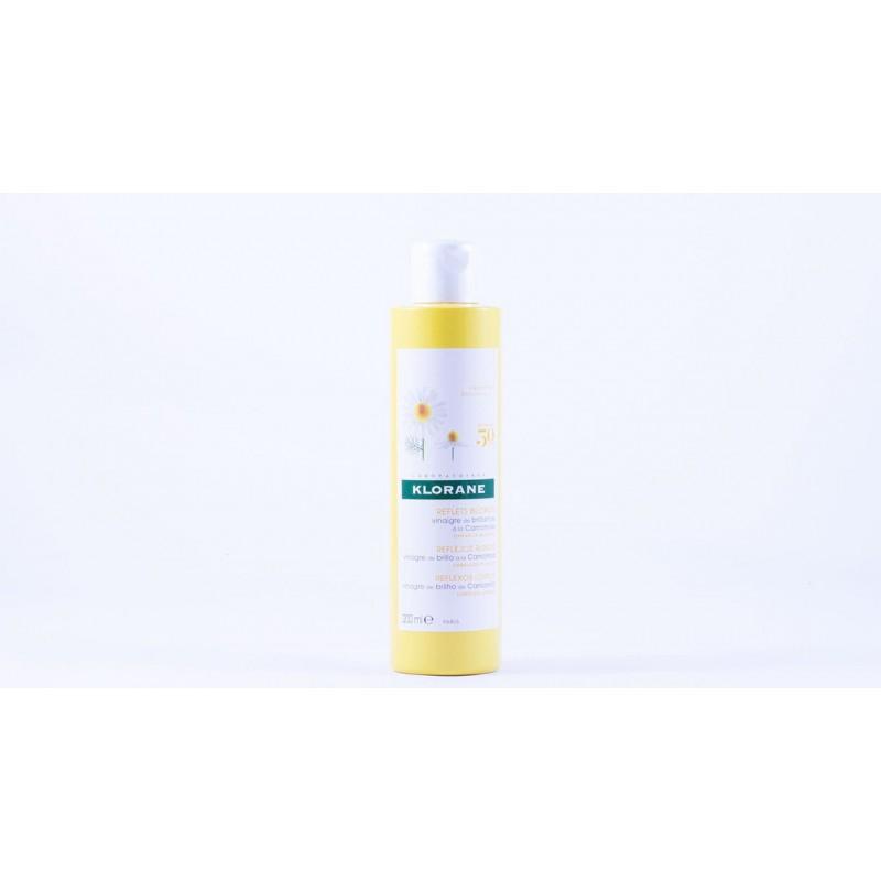 Klorane vinagre de brillo a la camomila  200 ml-Farmacia olmos