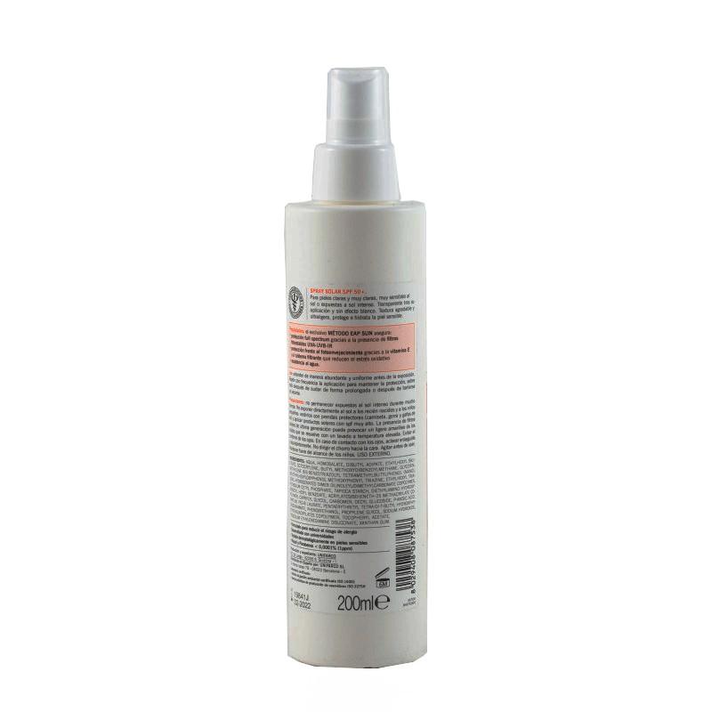 Olmos protector spf 50 spray solar 200ml-Farmacia Olmos
