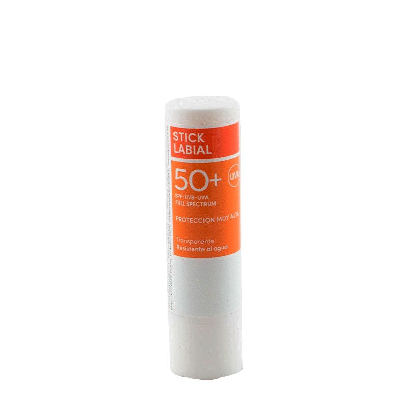 Olmos protector  spf 50 stick labial 4,5ml-FarmaciaOlmos