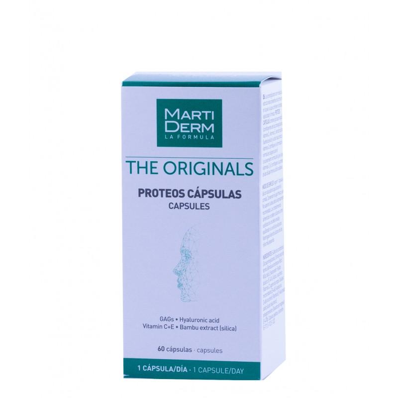 Martiderm proteos 60 capsulas-Farmacia Olmos