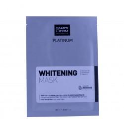 Martiderm  platinum whitening mask 1 unidad-Farmacia Olmos