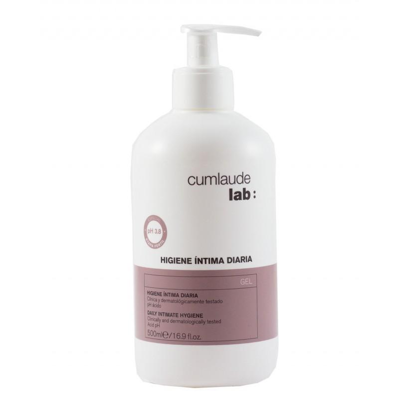 Cumlaude lab: higiene intima diaria gel 500 ml-Farmacia olmos