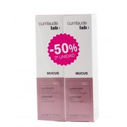 Cumlaude lab: mucus gel lubricante 30 ml duplo-Farmacia olmos