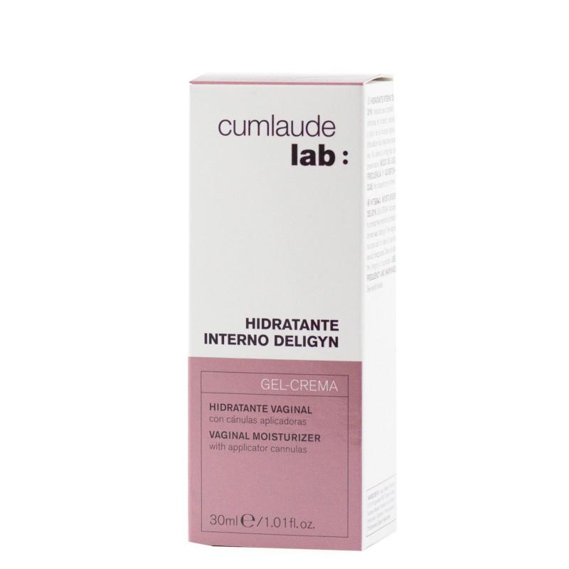 Cumlaude lab: hidratante interno deligyn 30 ml-farmacia olmos