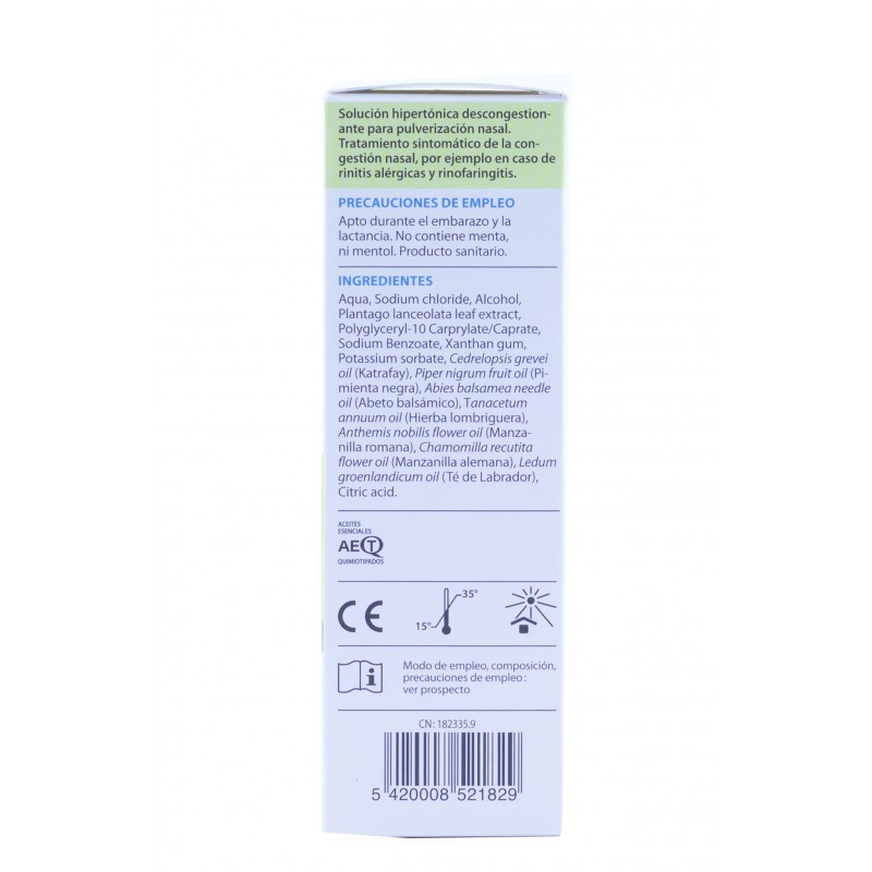 Pranarom allergoforce spray nasal  15 ml-Farmacia Olmos