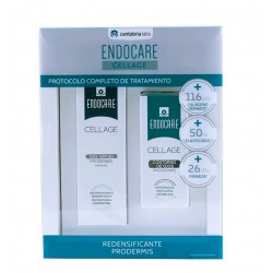 Endocare cellage pack day spf 30 + contorno de ojos 15 ml-Farmacia Olmos