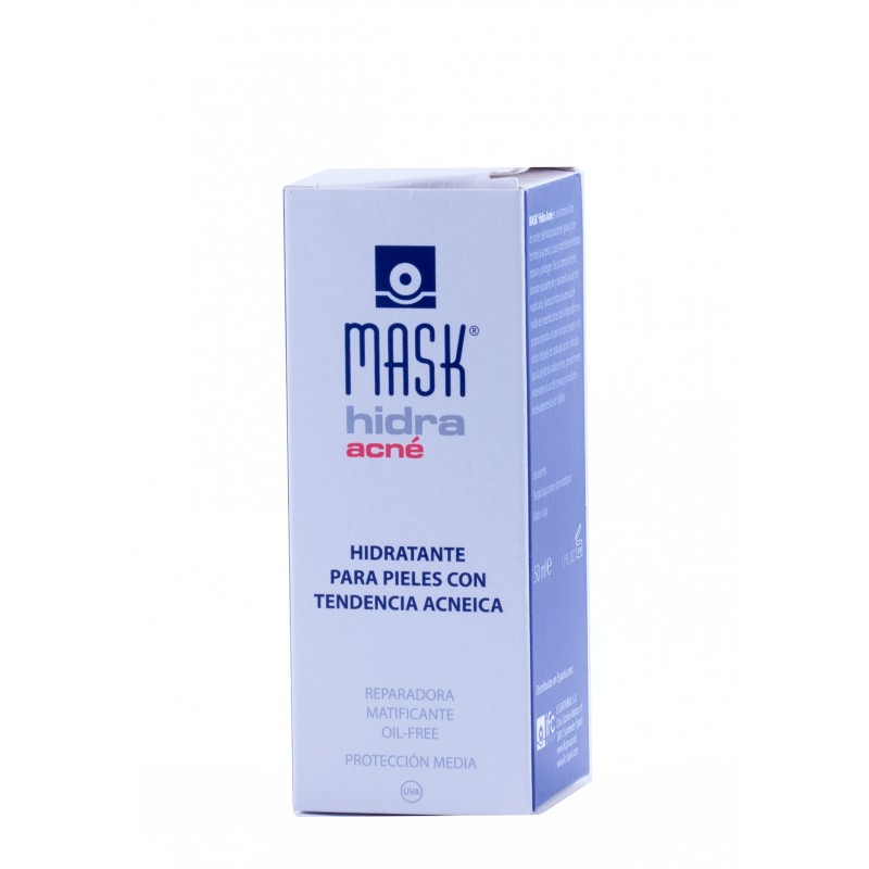 Mask hidra acne 50 ml-Farmacia Olmos