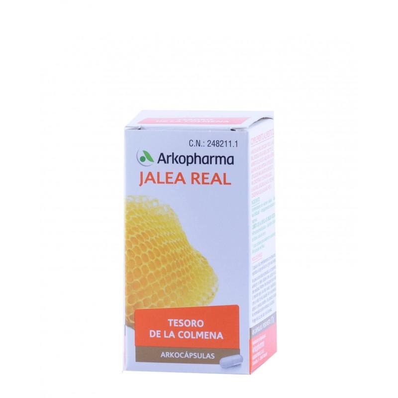 Arkopharma jalea real 45 capsulas-Farmacia Olmos