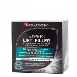 Forte pharma expert lift filler 10 shots bebibles-Farmacia Olmos