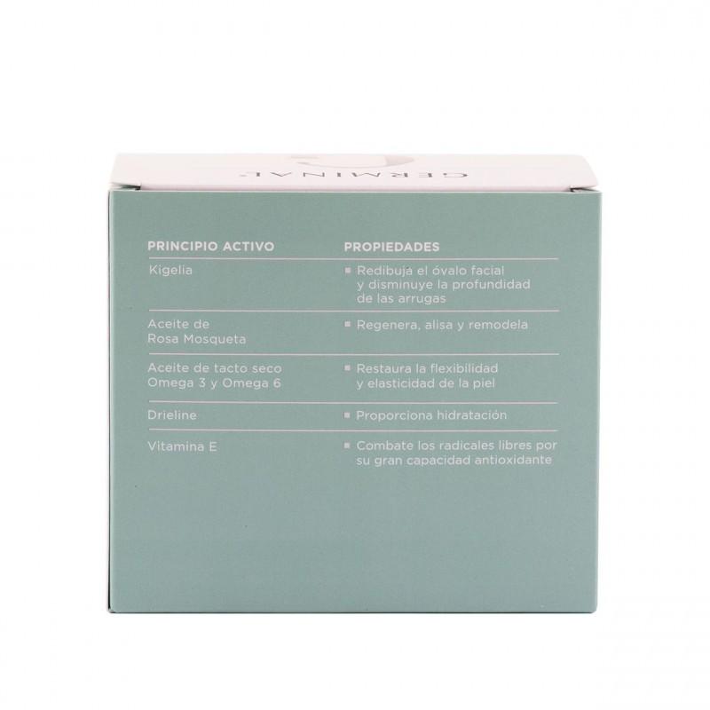 Germinal tratamiento antiaging pieles secas 30 ampollas x 1,5 ml-Farmacia Olmos