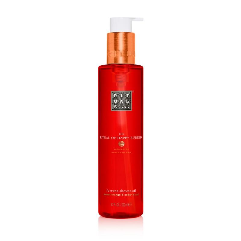 Rituals of happy buddha shower oil 200 ml- Farmacia Olmos