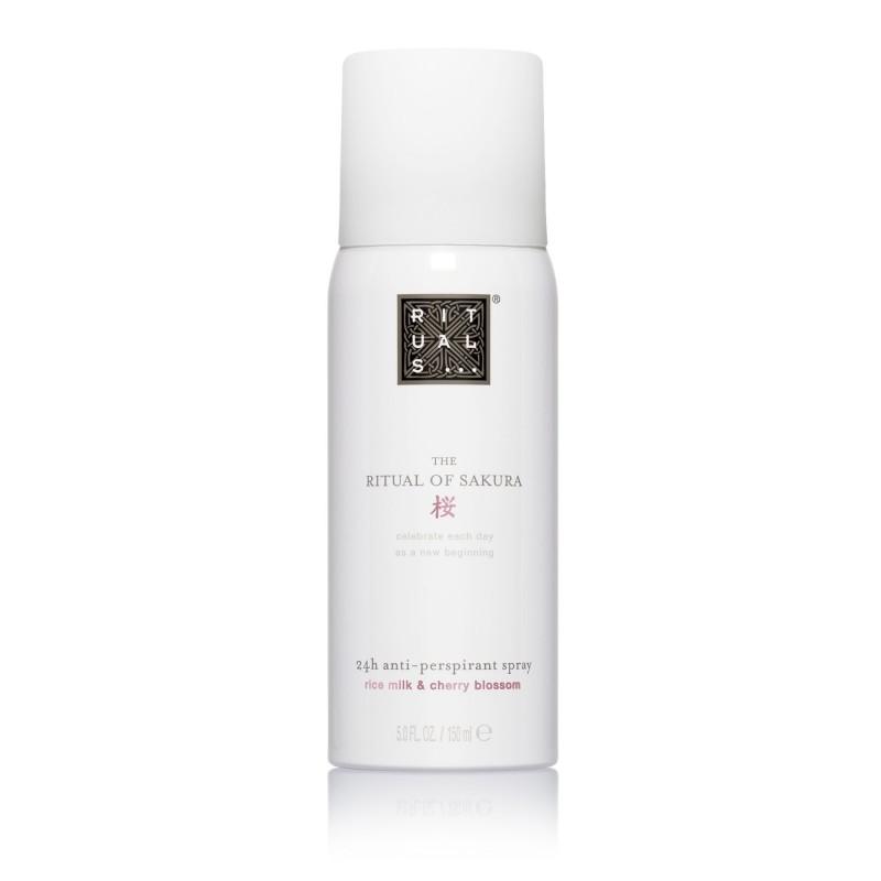 Rituals of sakura anti perspirant spray 150 ml- Farmacia Olmos