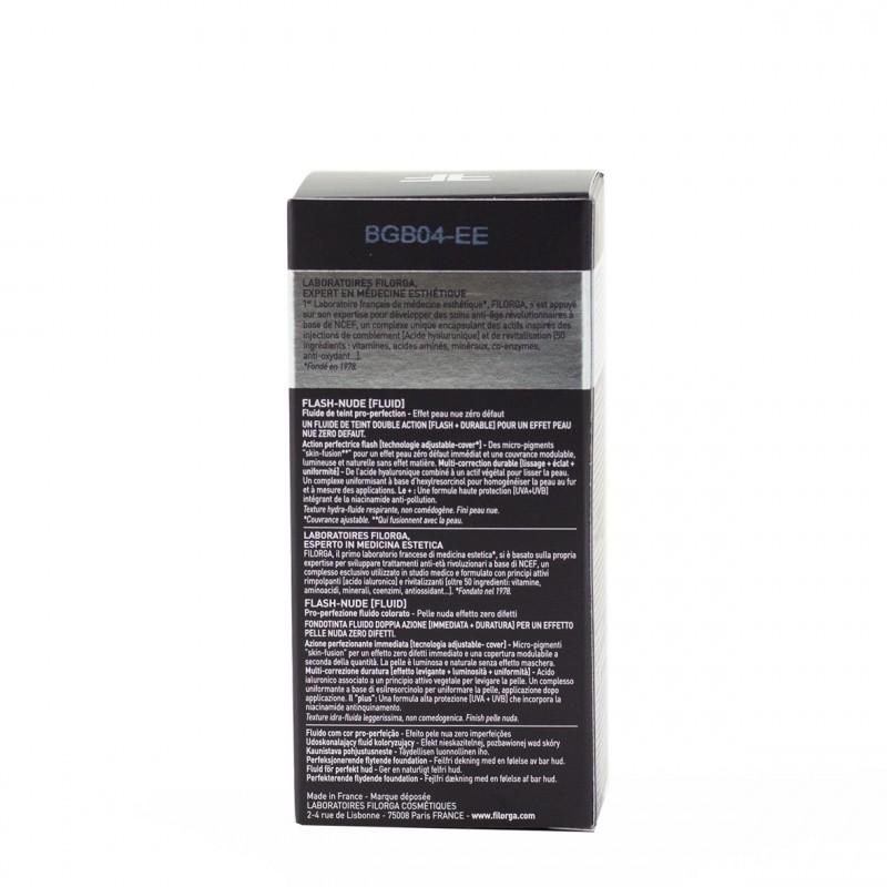 Filorga flash-nude fluid 2-nude gold 30ml-Farmacia Olmos