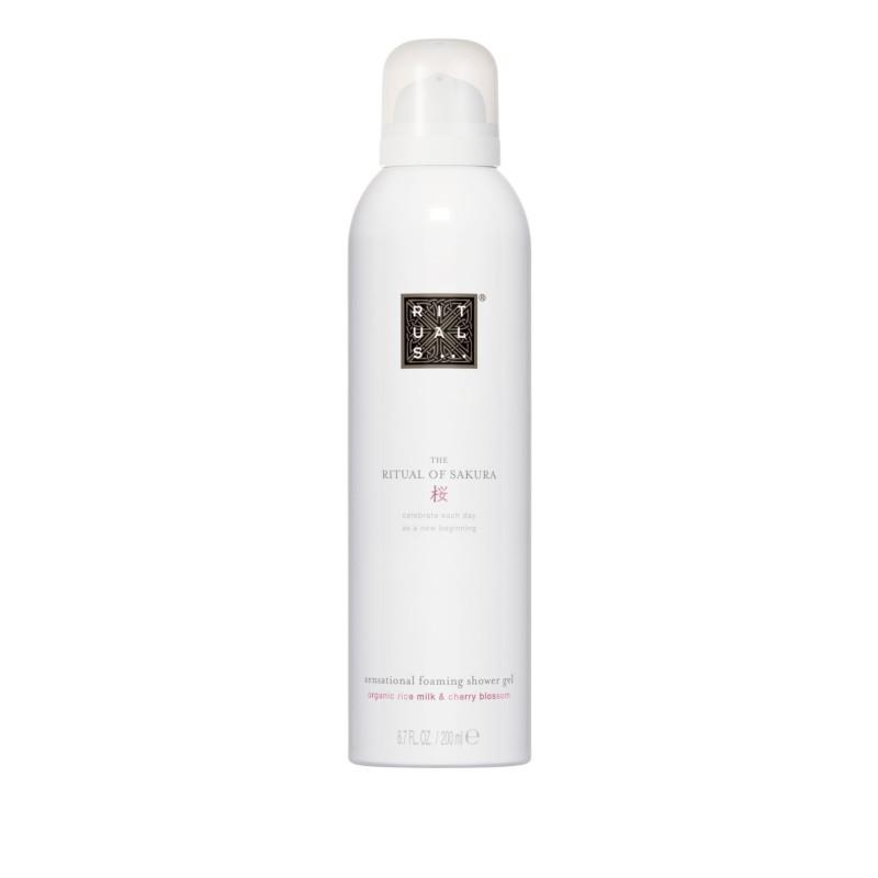 Rituals of sakura foaming shower gel 200 ml- Farmacia Olmos