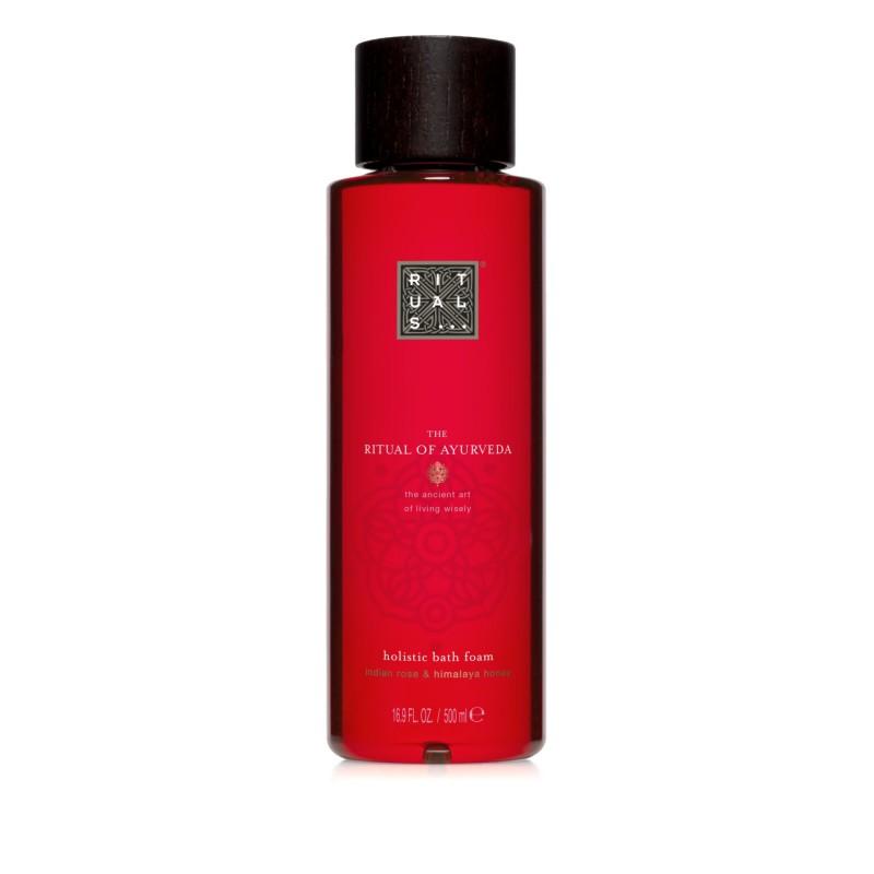 Rituals of ayurveda bath foam 500ml- Farmacia Olmos