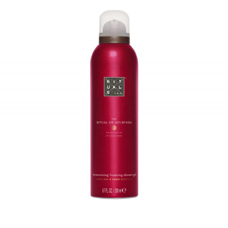 Rituals of ayurveda foaming shower gel 200ml- Farmacia Olmos