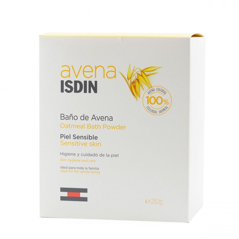 Isdin baño de avena 10 sobres-Farmacia Olmos