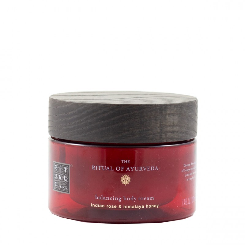 Rituals of ayurveda body cream 220ml-Farmacia Olmos