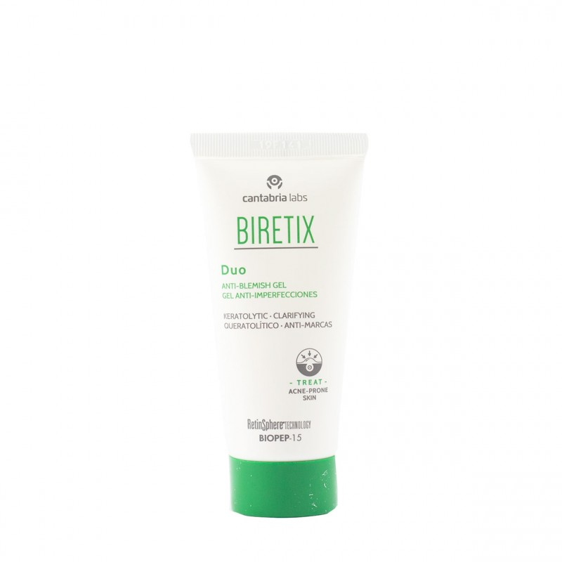 Biretix duo gel anti-imperfecciones  30 ml-Farmacia Olmos