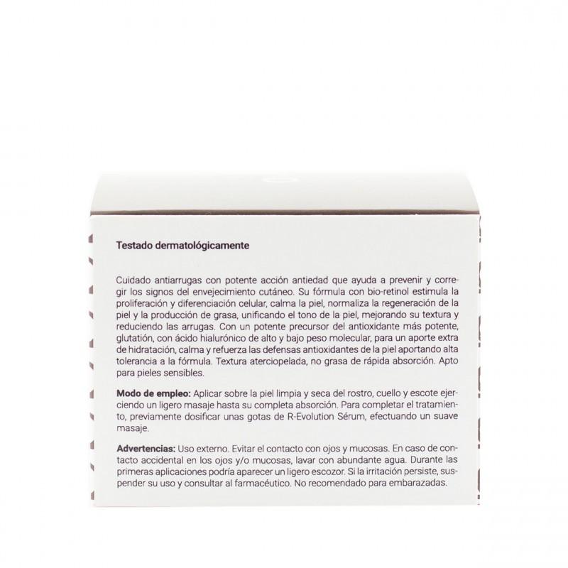 Olmos r-evolution crema antiarrugas 50 ml-Farmacia Olmos