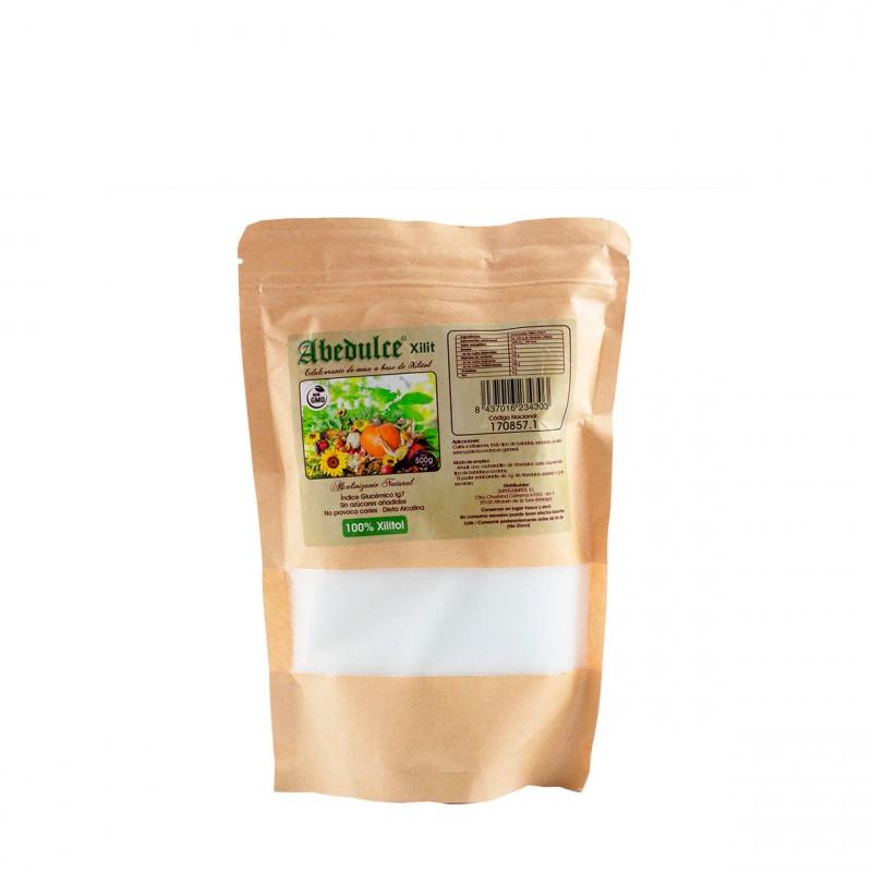 Abedulce azucar de abedul  500 g-Farmacia Olmos