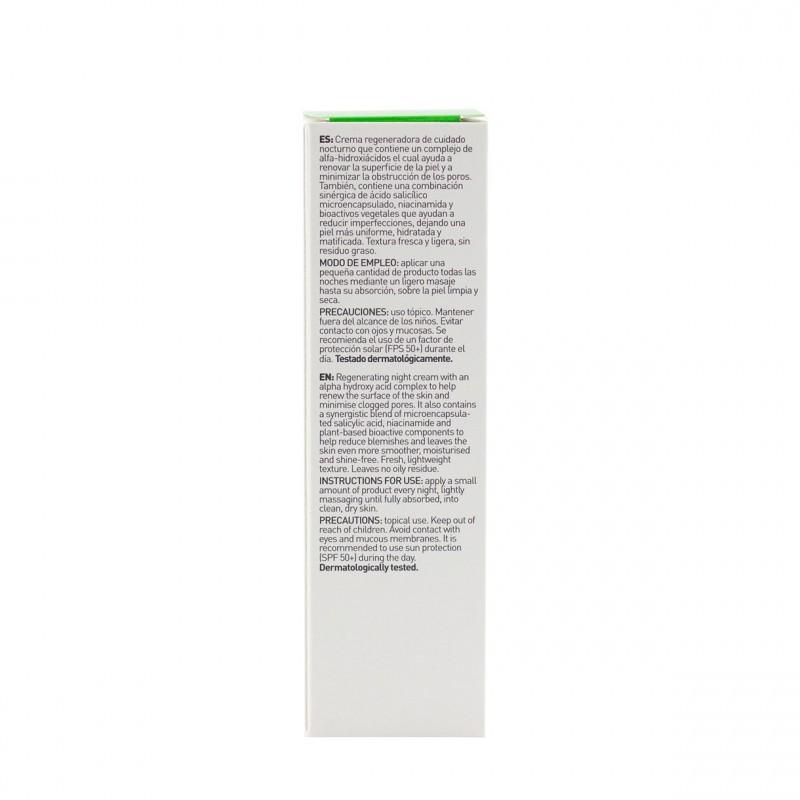 Martiderm acniover renovador nocturno  40 ml-Farmacia Olmos