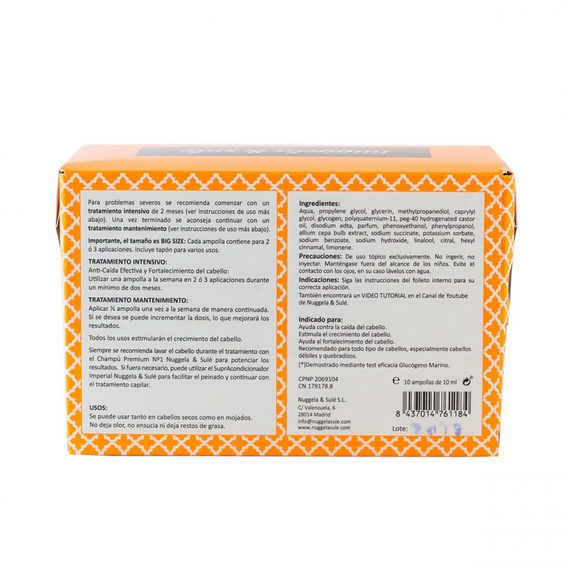 Nuggela & sule anticaida efectiva 10 ampollas x 10 ml-Farmacia Olmos