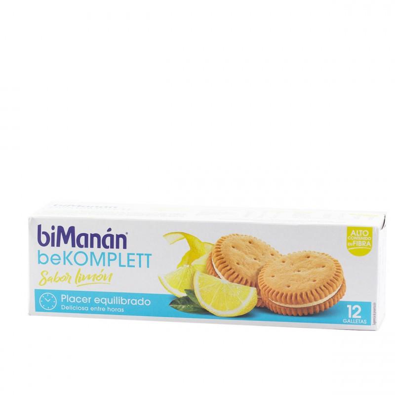 Bimanan be komplett galletas limon 12 un-Farmacia Olmos