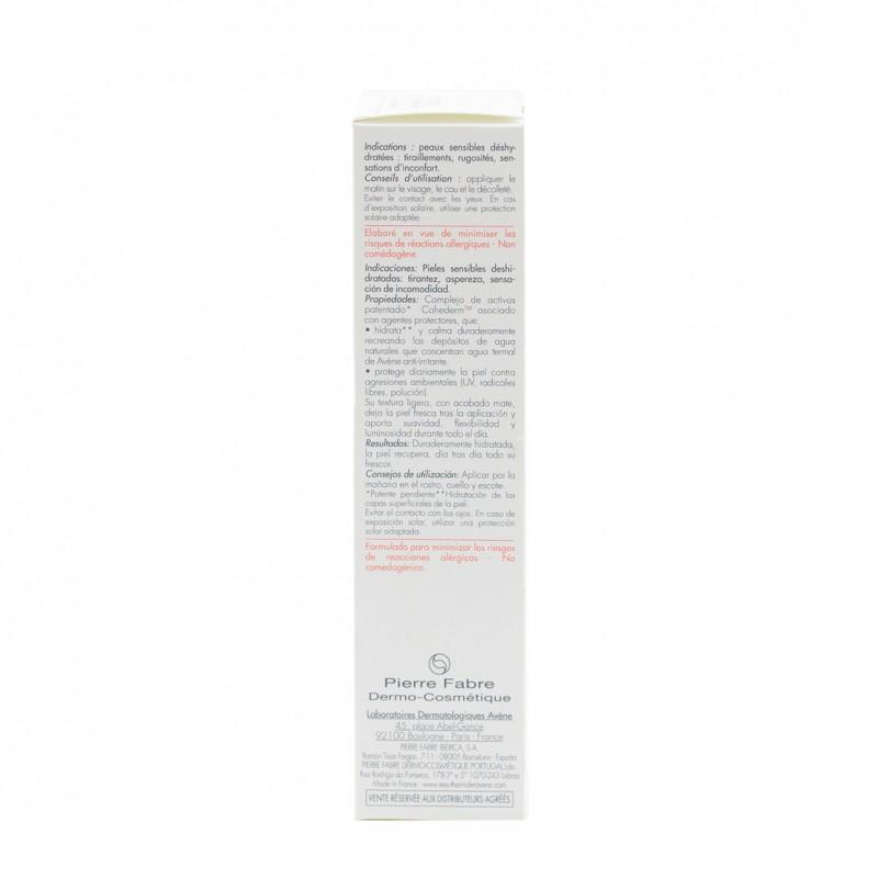 Avene hydrance ligera spf 30  40 ml-Farmacia Olmos