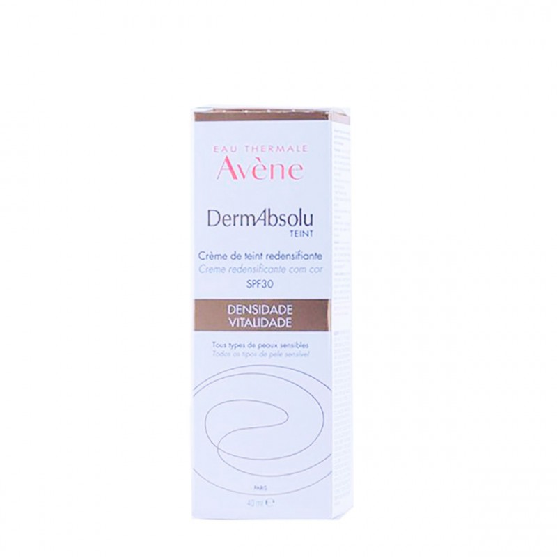 Avene dermabsolu crema rejuvenecedora spf30  coloreada 40 ml-farmaciaolmo