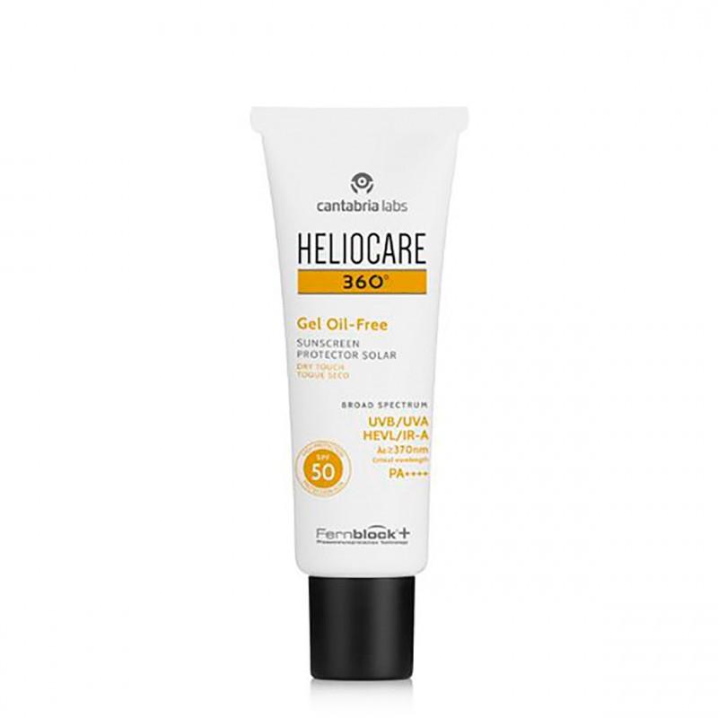 Heliocare 360º spf 50 gel oil-free 50 ml-Farmacia Olmos
