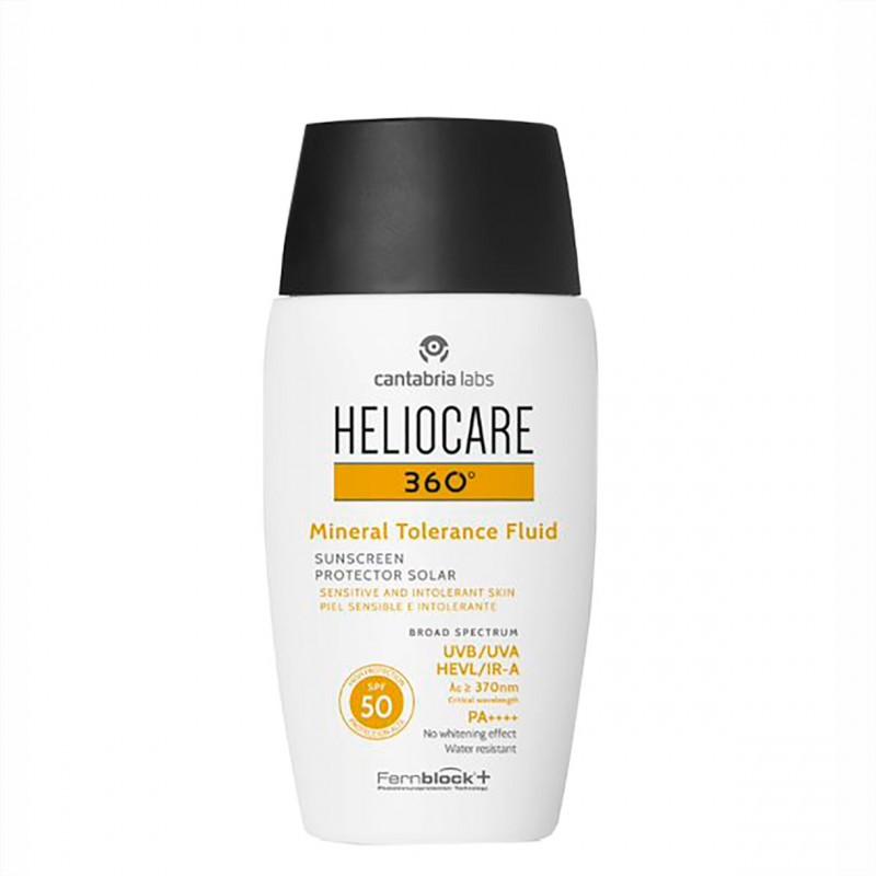 Heliocare 360º spf 50 mineral fluido 50 ml-Farmcia Olmos