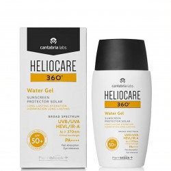 Heliocare 360º spf 50+ water gel 50 ml-Farmacia Olmos
