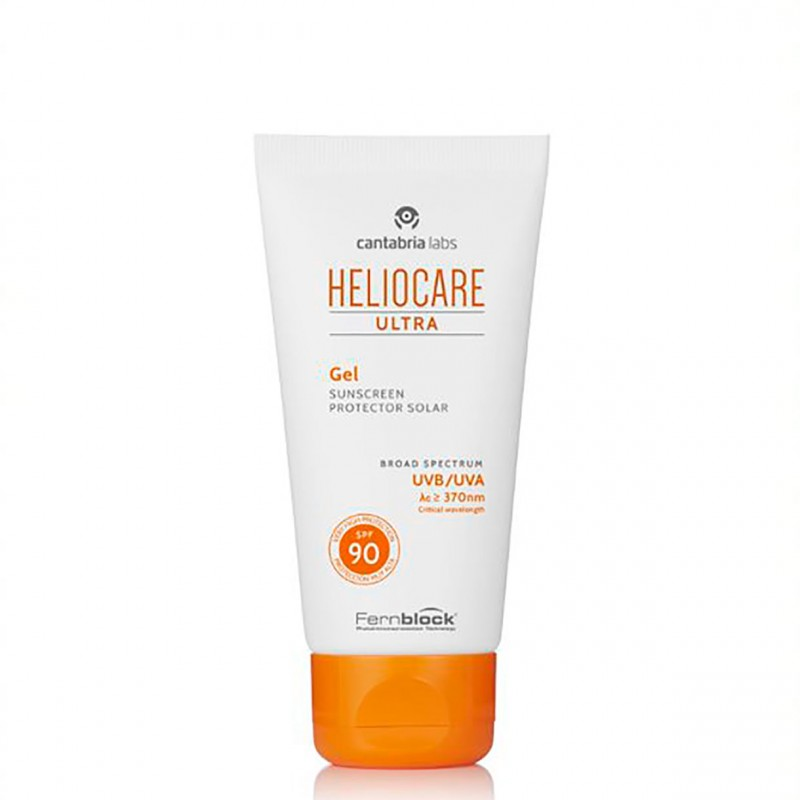 Heliocare ultra spf 90 gel 50 ml  - Farmacia Olmos